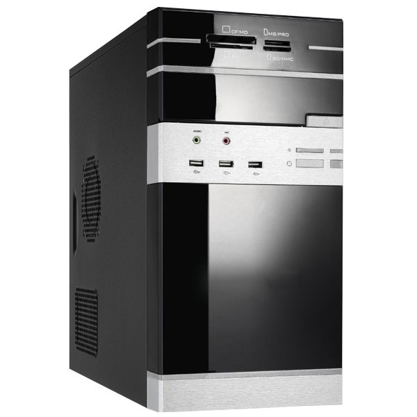 Xercon PC-System Intel Core i3-7100 / 8GB / 120GB SSD / R7 240