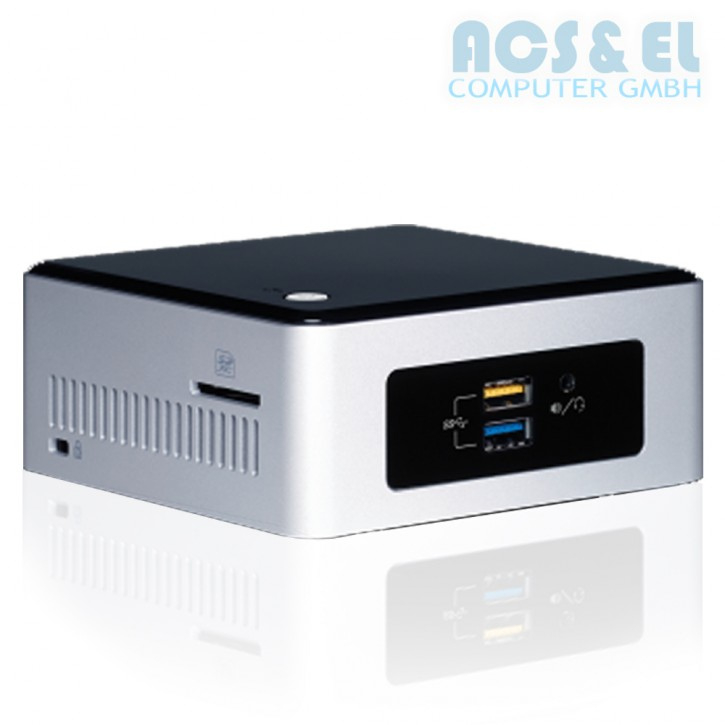 Nettop Intel NUC 5CPYH Mini-PC / 8GB / 500GB / WiFi