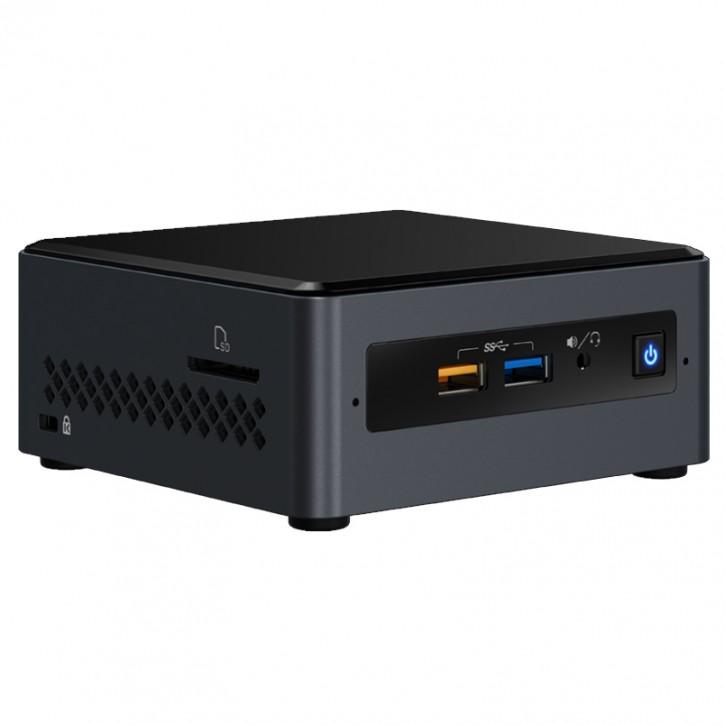 Nettop Intel NUC 7PJYH Mini-PC / 8GB / 240GB SSD / WiFi