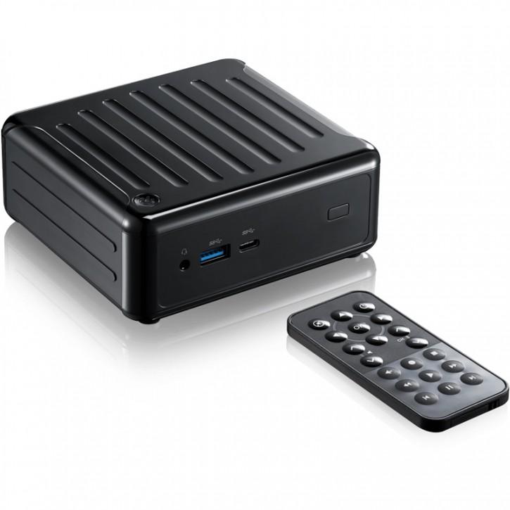 Nettop Asrock BeeBox J3455 Mini-PC / 8GB / 120GB SSD / WiFi