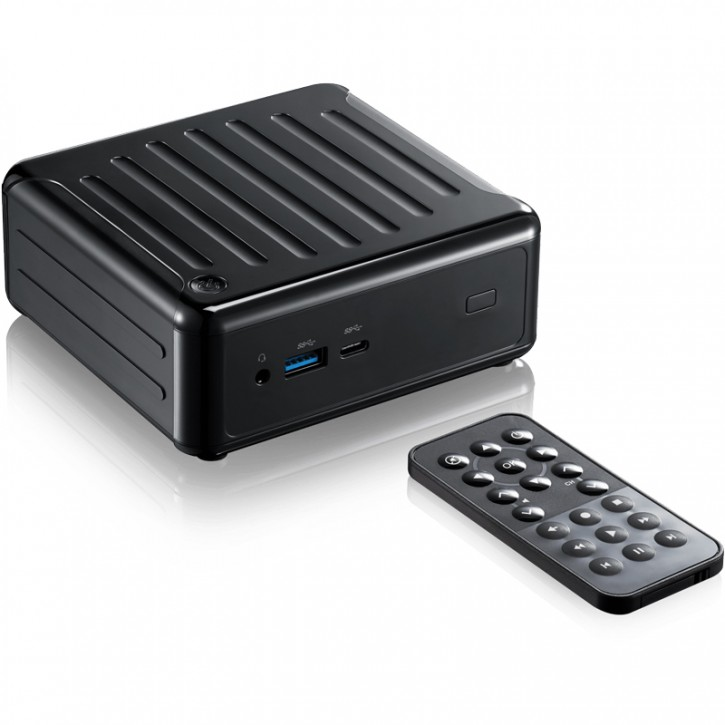 Nettop Asrock BeeBox J3455 Mini-PC / 8GB / 240GB SSD / WiFi