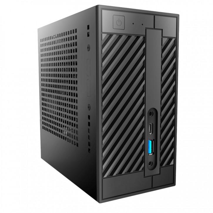 Nettop Asrock Desk Mini-PC AMD Athlon 200GE / 4GB / 120GB SSD