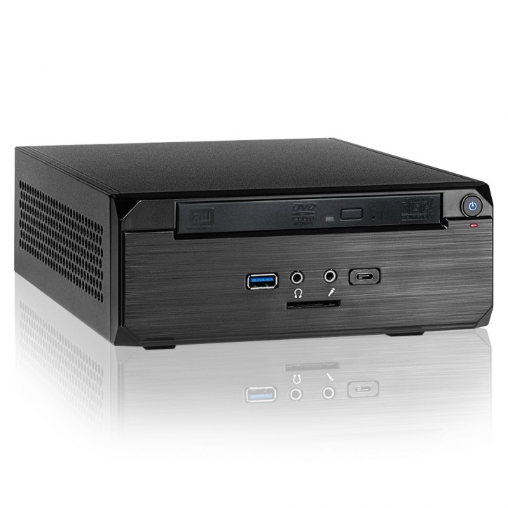 Nettop Intel NUC 6CAYH Mini-PC / 8GB / 120GB SSD / WiFi