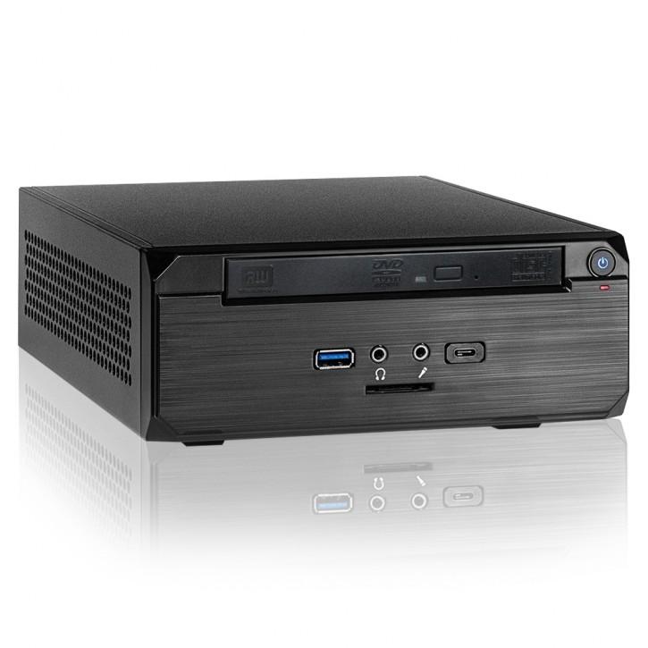 Nettop Intel NUC 6CAYH Mini-PC / 8GB / 120GB SSD / WiFi