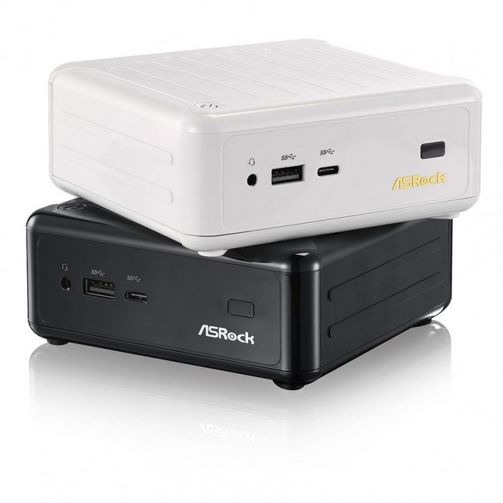 Nettop Asrock BeeBox N3010 Mini-PC / 8GB / 120GB SSD / WiFi