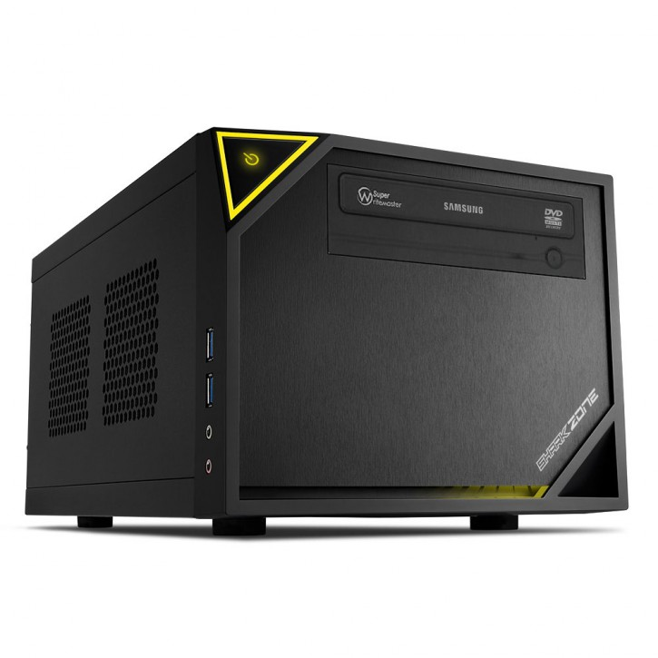 Xercon PC-System Gamer Class i3-7100 / 8GB / 120GB SSD / GTX 1050