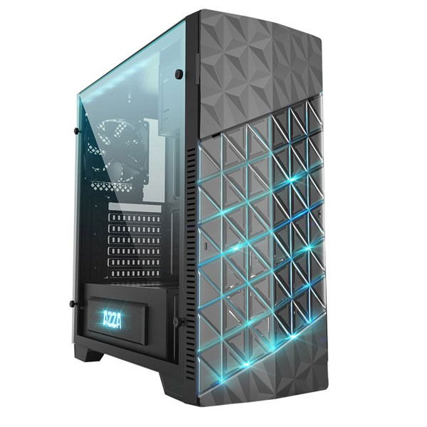 Xercon PC-System Gamer Class I3-6100 / 8GB / 1TB / RX550 2GB