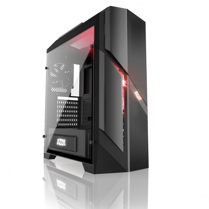 Xercon PC-System Gamer Class i3-8100 / 8GB / 240B SSD / GTX 1060 3GB