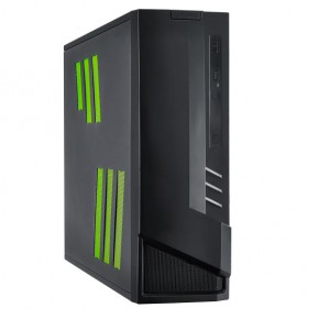 Xercon PC-System Gamer Class i3-8100 / 8GB / 120GB SSD / GTX 1060 3GB / WiFi