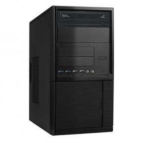 Xercon PC-System Basic+ J1900 / 8GB / 240GB SSD / HD Graphics 400
