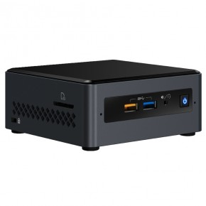 Nettop Xercon Mini-PC ITX QuadCore J3710 / 8GB / 480GB SSD