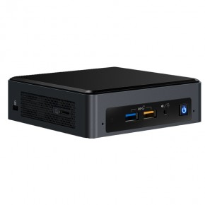 Nettop Xercon Mini PC ITX Intel QuadCore J3710 / 8GB / 240GB SSD