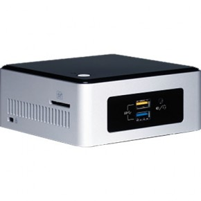 Nettop Intel NUC N3050 Mini-PC / 8GB / 240GB SSD / WiFi