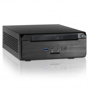 Nettop Xercon Mini PC ITX Intel QuadCore J3455 / 8GB / 240GB SSD / WLAN