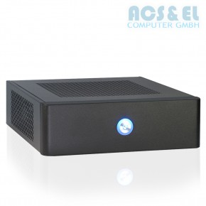 Nettop Xercon Mini-PC ITX QuadCore J3455 / 8GB / 120GB SSD / USB 3.1