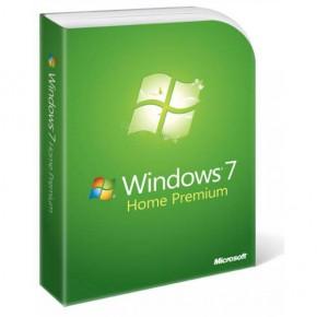 Windows 7 Home Premium (DVD, OEM)
